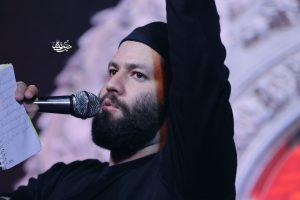 مداحی رقیه یعنی اونکه سه سالشه ولی تو شامات قیام میکنه از برومند
